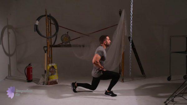rutina de ejercicios, Cuerpo 10, Nivel Iniciación, Video 1 img