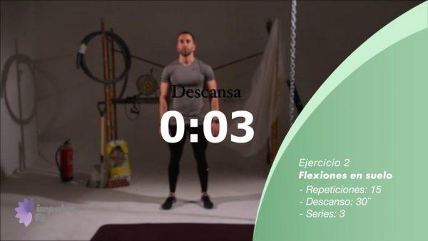 Cuerpo 10, Nivel Medio, Video 5