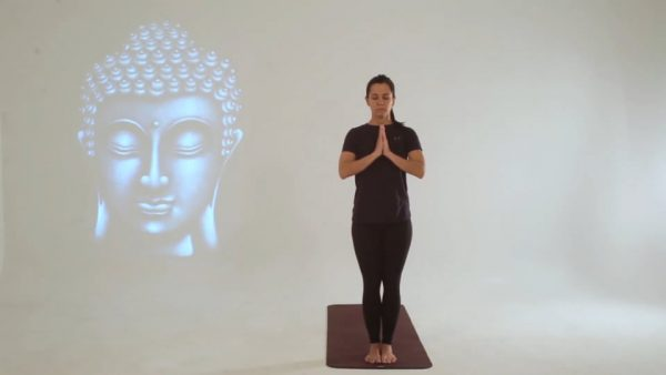 Video 1, Básico Yoga portada