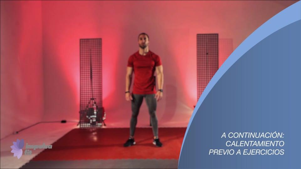 Video 1: Quema grasa y tonifica con nuestra especial Disciplina de Entrenamiento HIIT