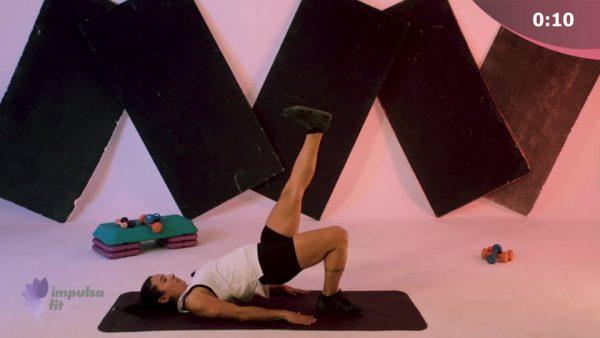 Video 11, Avanzado Gluteos-Abdominales-Piernas portada