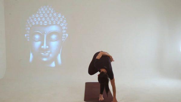 Video 6, Avanzado Yoga portada