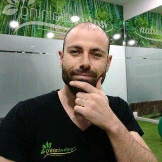 Entrenador Antonio Cepedello