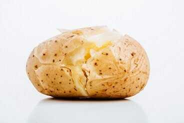 Patata hervida