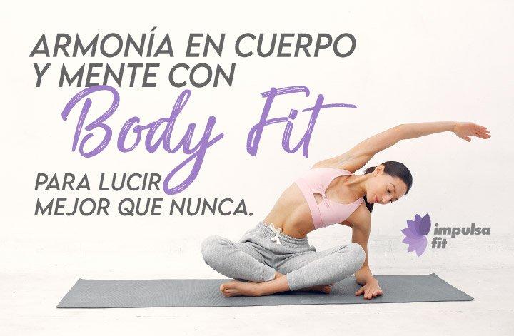 Body Fit: bienestar en mente y cuerpo