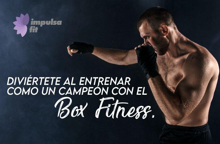 Box Fitness: luce el cuerpo de un campeón