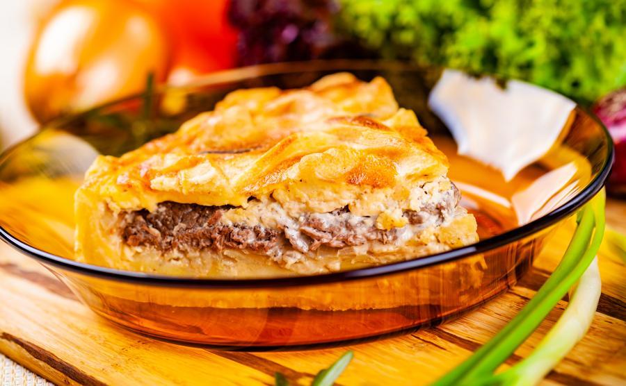Cocina Pastel de Patatas con Carne Picada