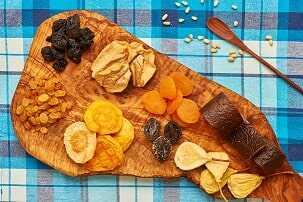 Frutas deshidratadas (50gr.)